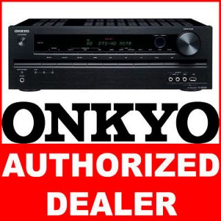 Onkyo TX SR309 5.1 Channel 3 D Home Theater Receiver