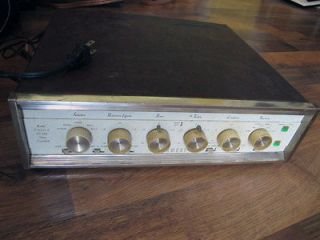 vintage tube stereo amplifier in Vintage Amplifiers & Tube Amps