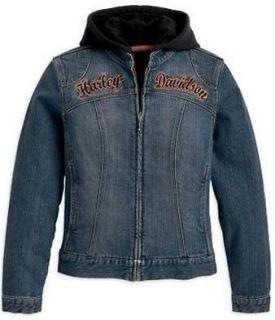 harley davidson 3 in 1 jacket  in Clothing,