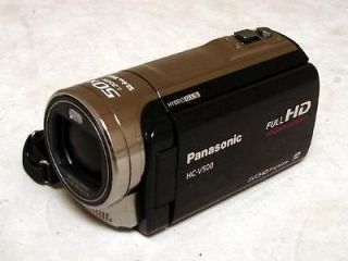 panasonic full hd camcorder in Camcorders