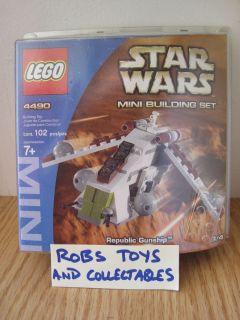 lego star wars republic gunship in Star Wars