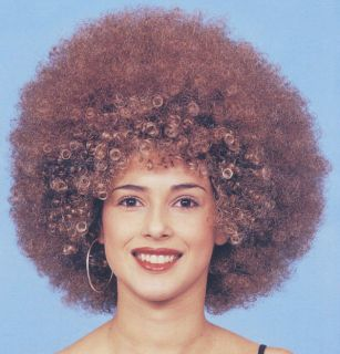 BEYONCE KNOWLES AFRO WIG   1960s 70s AUSTIN POWERS HIPPY FOXXY