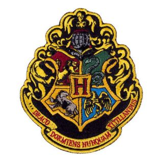 Wizarding World of Harry Potter House Patch   Choice of House