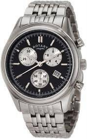 mens rotary chronograph watches