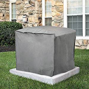 outside air conditioner cover in Heating, Cooling & Air