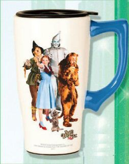 OF OZ BEST FRIENDS DOROTHY LION SCARECROW TIN MAN MUG / COFFEE CUP