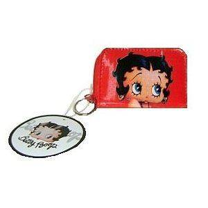 Betty Boop Ladies/ Girls Zip Around Wallet NEW