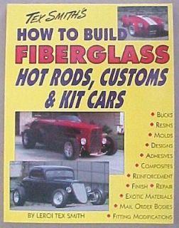 HOW BUILD FIBERGLASS HOT STREET ROD KIT CAR OUT PRINT