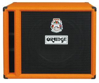 orange bass cab in Speaker Cabinets