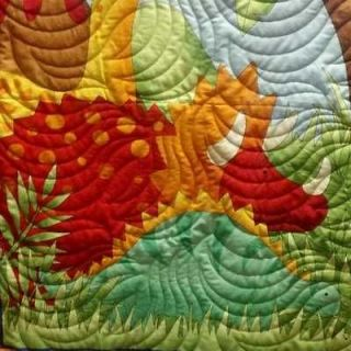 computerized arm quilting machine patterns
