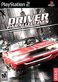 Driver Parallel Lines (Sony PlayStation 2, 2006)