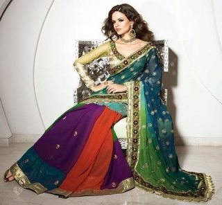 asian lehenga sarees, designer piece, latest bollywood fashion