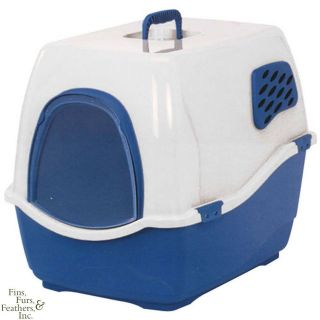 cat litter box large in Litter Boxes