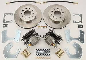 Right Stuff ZDCRDM1 Ford 9 Rear Disc Brake Conversion Kit