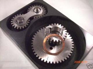 Timing Gear Drive Set Small Ford 289 302 5.0 351W Quiet