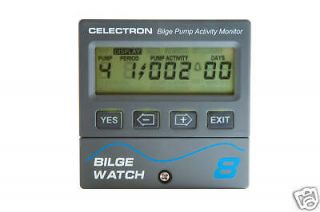 Newly listed BilgeWatch 8  Bilge Pump Activity Monitor (Boat Safety)