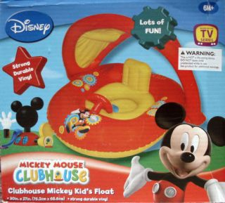 MICKEY~DORA~PRINCESS~CARS~BABY~INFLATE BOAT~POOL FLOAT TUBE~SUN CANOPY