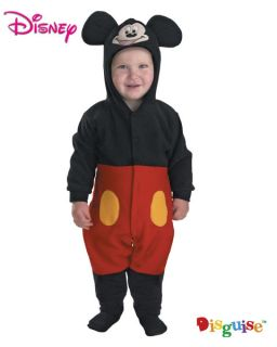 Mickey Mouse Toddler Infant Halloween Costume