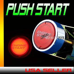 PUSH BUTTON ENGINE START FOR Civic Accord CRX Prelude