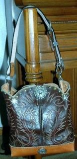cowboy boot purses in Handbags & Purses