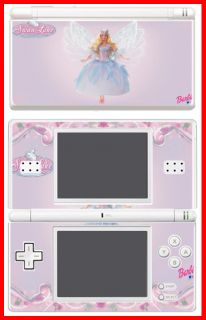 Barbie Dolls Dress Up Princess Fairy Queen Games SKIN Cover for