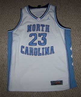 JORDAN #23 North Carolina Basketball Jersey    Adult XL by Jordan