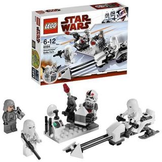LEGO Star Wars 8084 Snowtrooper Battle Pack + FREE Pic