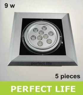 Energy Saving High Quality Aluminum Bright light LED Bean Pot Lamp 120