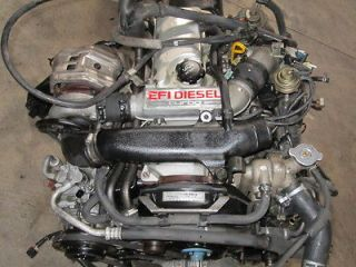 TOYOTA TACOMA 4RUNNER HILUX SURF TURBO DIESEL ENGINE AUTO TRANS ECU