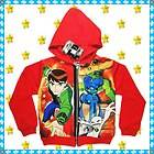 BEN 10 Jacket age 3 4 4 5 6 7 8 10 11 12 13 14 years Boys toys Hoodie