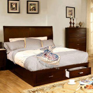 king platform bed frame in Beds & Bed Frames