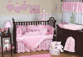 baby girl bedding in Nursery Bedding