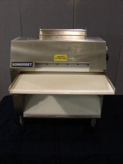 somerset cdr 2000s dough sheeter new fixed price made in usa