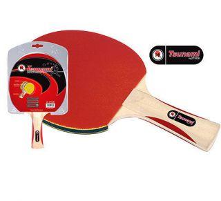 New MK Tsunami Ping Pong Paddle Table Tennis Racket Bat Shakehand