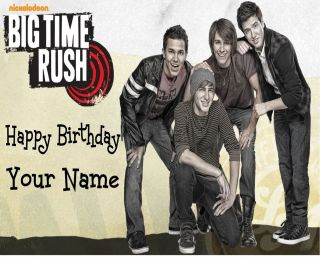 big time rush cake toppers in Cake Decorating Supplies
