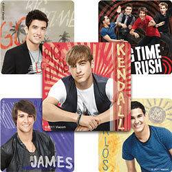 big time rush party supplies in Birthday