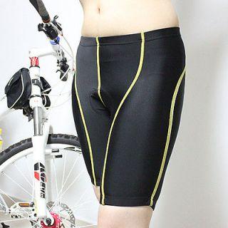 MTB Cycling Shorts Pants 3D Gel Padded Bicycle Bike Wear Size S 3XL