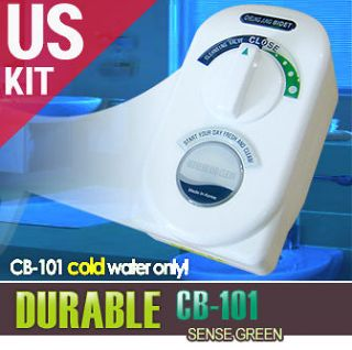 KOREA BIDET CB 101 COLD Water Bathroom Toilet Washlet Shattaf Durable