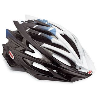 Bell Volt Bicycle Helmet Bike Saxo Bank White Blue Size Small S