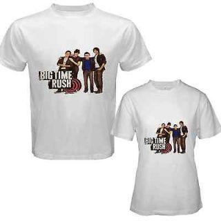 Big Time Rush Band CD Music Tour 2012 T Shirt S M L XL Size