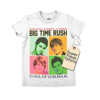 big time rush tshirt in Unisex Clothing