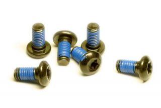 Bicycle/Mountain Bike Brake Part Avid Disc Rotor Bolts Set/6