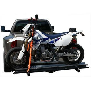 600 lb Pound SPORT MOTORCYCLE CARRIER HITCH HAULER RACK RAMP