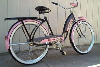 SHELBY HIAWATHA BICYCLE BIKE RESTORE STENCIL FENDERS