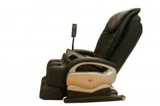 New Full Body Shiatsu Electric Massage Chair Recliner Bed w/Leg