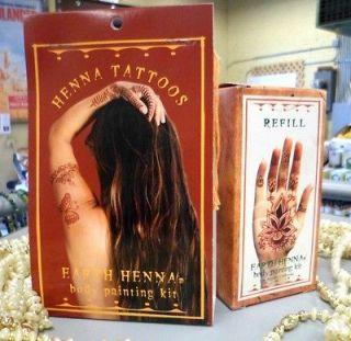 henna tattoo kit in Tattoos & Body Art