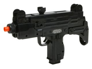 Cybergun Airsoft Mini UZI Replica AEG Full Auto Electric Gun Pistol