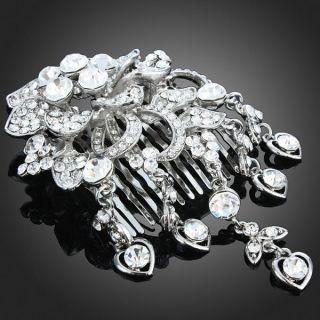 swarovski crystal hair accessories in Hair Accessories