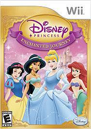 Disney Princess Enchanted Journey (Wii, 2007)