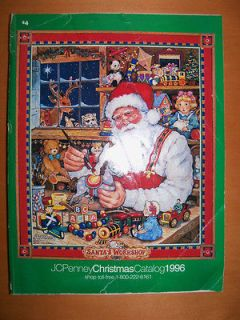jc penney christmas catalog in Books